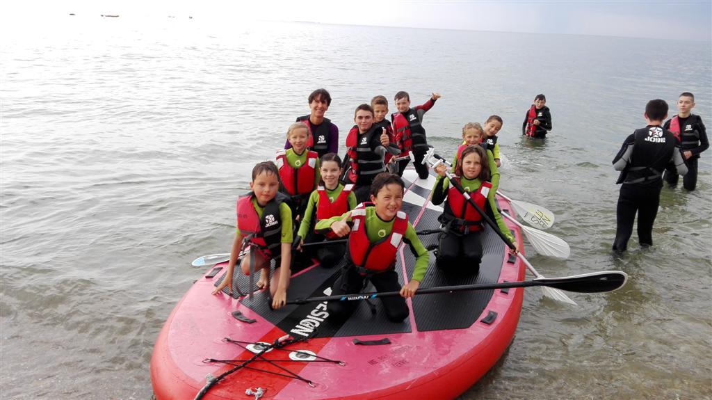 Bouée tractée et paddle été 2017 (22)