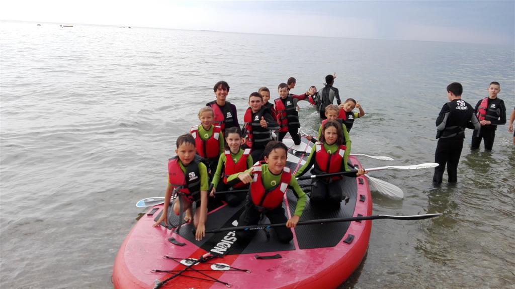 Bouée tractée et paddle été 2017 (23)