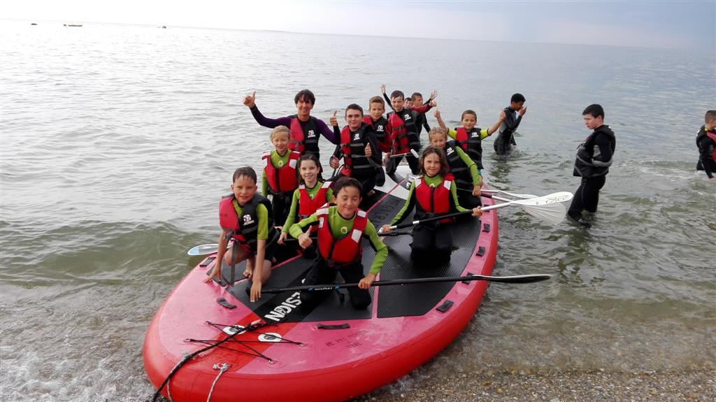 Bouée tractée et paddle été 2017 (24)