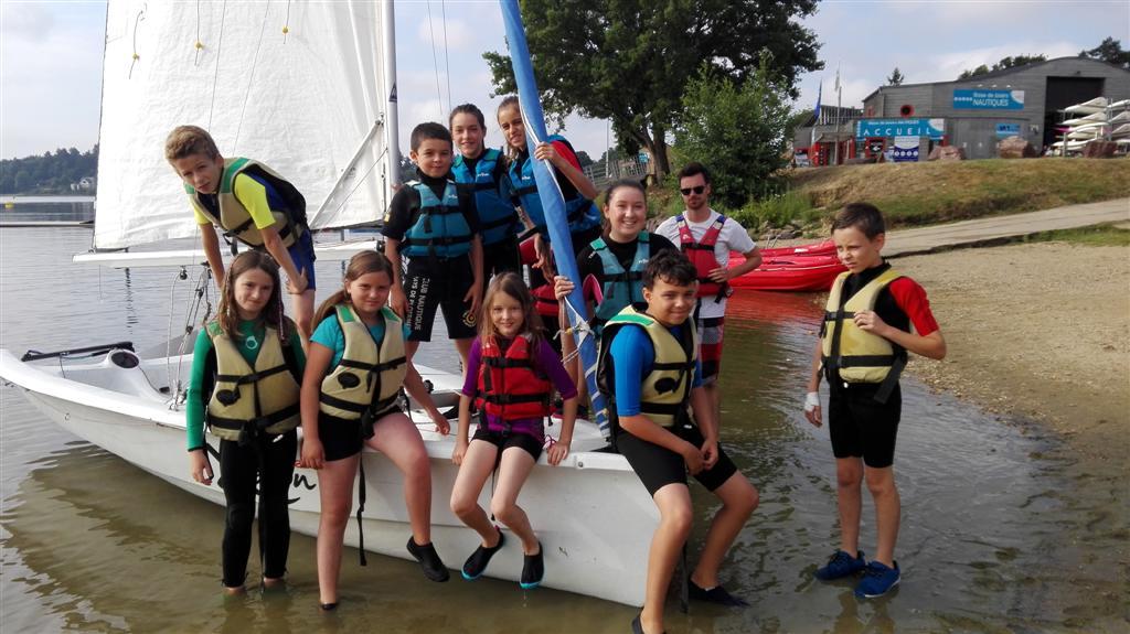 Catamaran et dériveur mardi camp été 2017 (6)