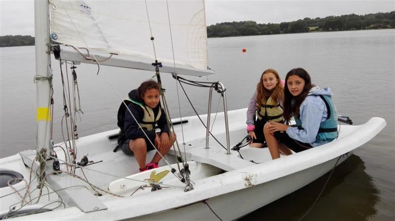 Dériveur et catamaran camp enfants 2017 (10)