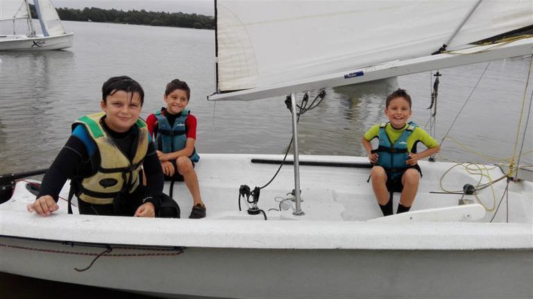 Dériveur et catamaran camp enfants 2017 (13)