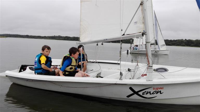 Dériveur et catamaran camp enfants 2017 (14)