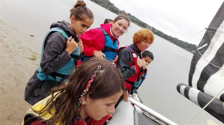 Dériveur et catamaran camp enfants 2017 (8)
