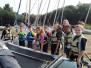 Catamaran et dériveur mardi camp enfants été 2017