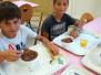Les repas au self du Lycée !
