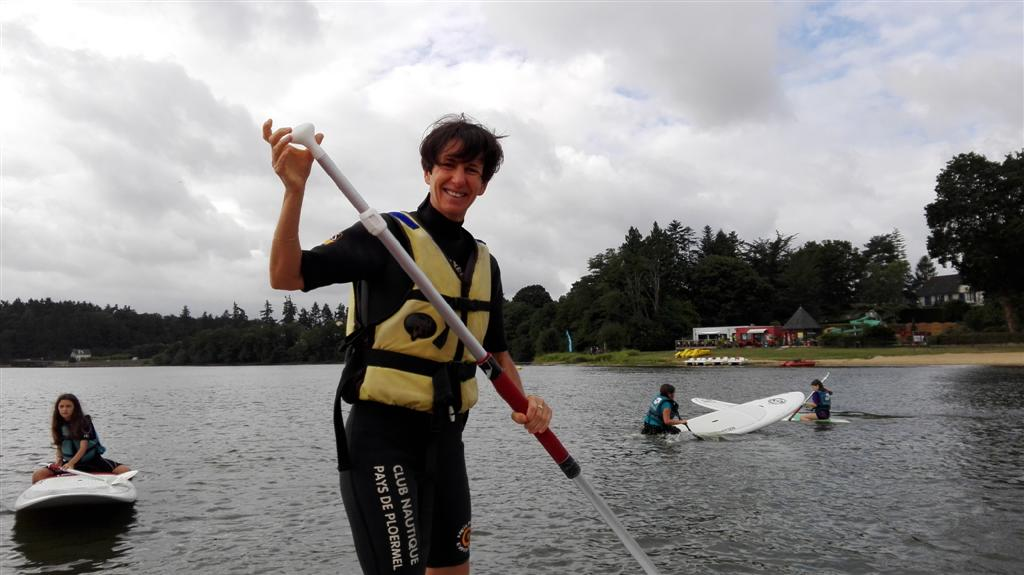 Big maman, paddle et paddle kayak camp 2017 (2)
