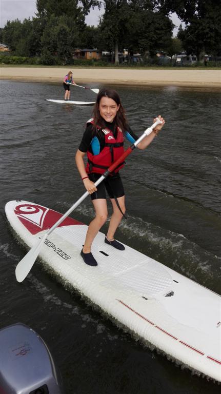 Big maman, paddle et paddle kayak camp 2017