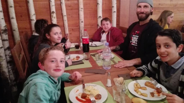 Diner à l'hotel des 3 hiboux (12)