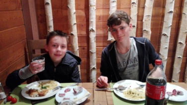 Diner à l'hotel des 3 hiboux (8)