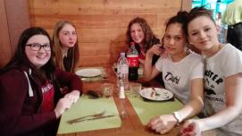 Diner à l'hotel des 3 hiboux