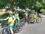 Vélo camp enfants été 2019
