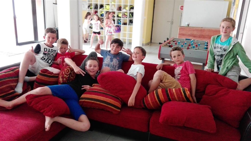 Vie collective camp été 2017 (2)
