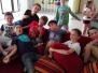 Vie collective camp enfants été 2017