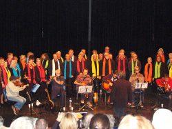 Concert chorales à Treffléan