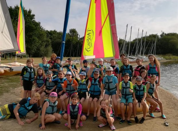 PHOTOS du CAMP ENFANTS 2018