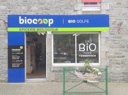 Bio coop Treffléan ouverture exceptionnelle