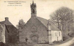 St Mathieu