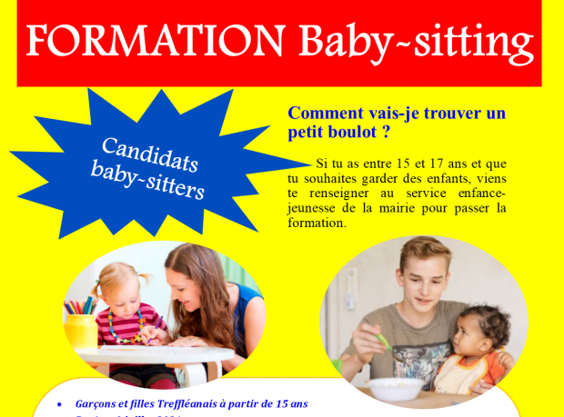 Formation baby-sitting