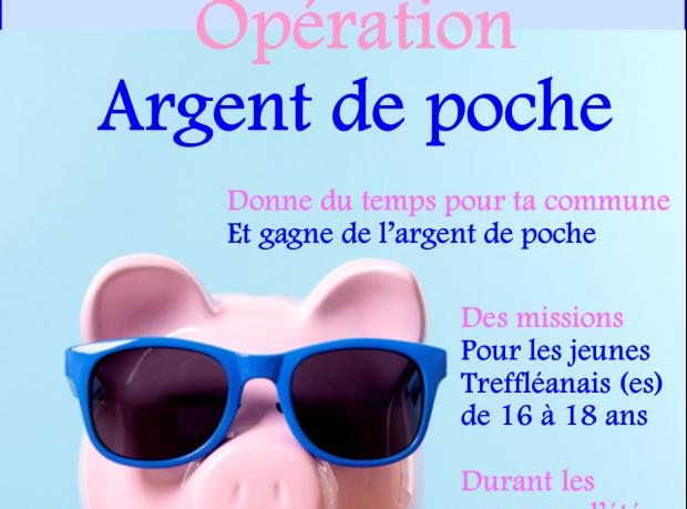 Opération «argent de poche 2021»