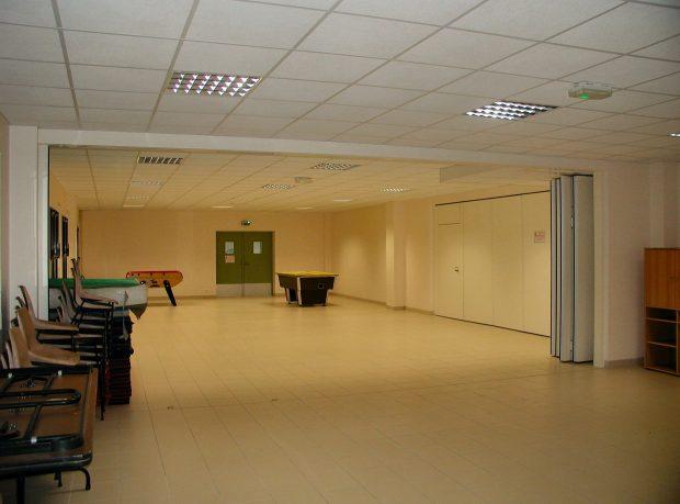 Location salle des sports